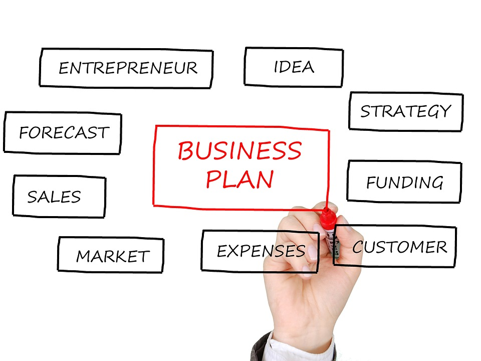 types of plans in business